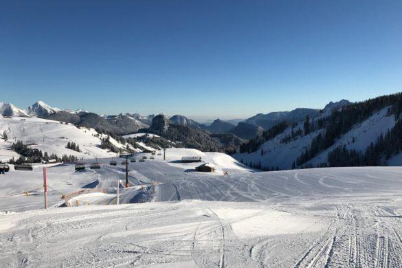 Almenwelt Lofer Skigebiet Erfahrungsbericht