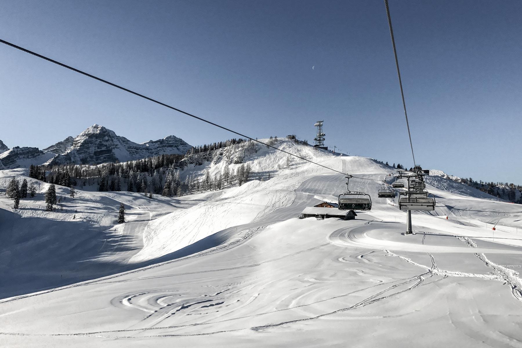 Skigebiet Lofer