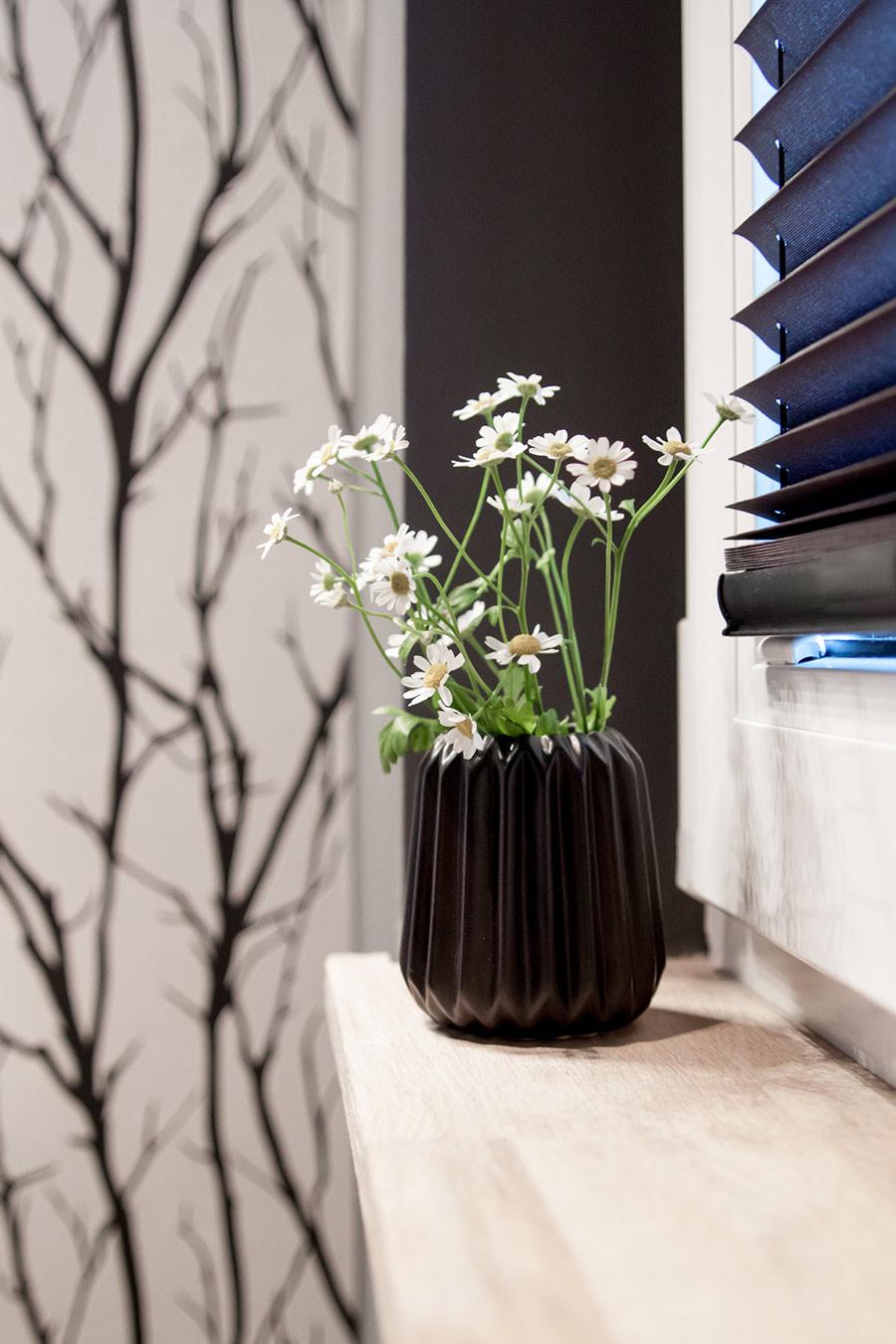 Gäste WC Fensterbank DIY