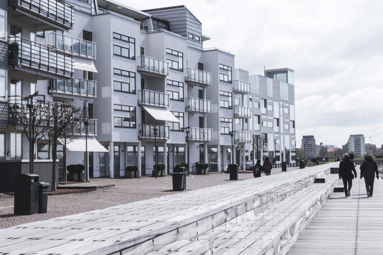 Malmö Sundspromenaden Reisebericht