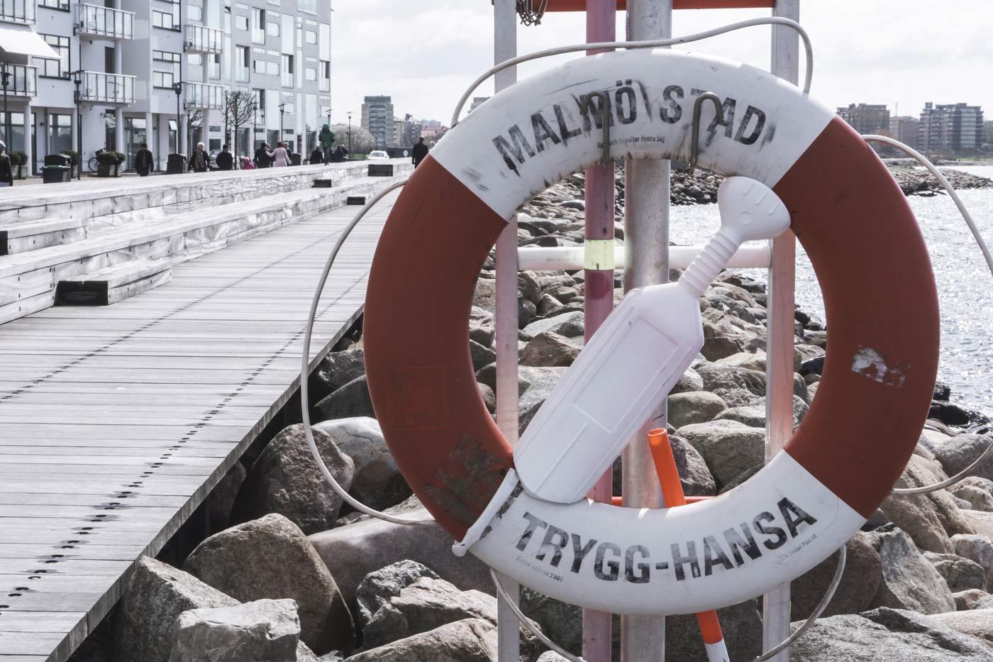 Malmö Sundspromenaden Reisetipp