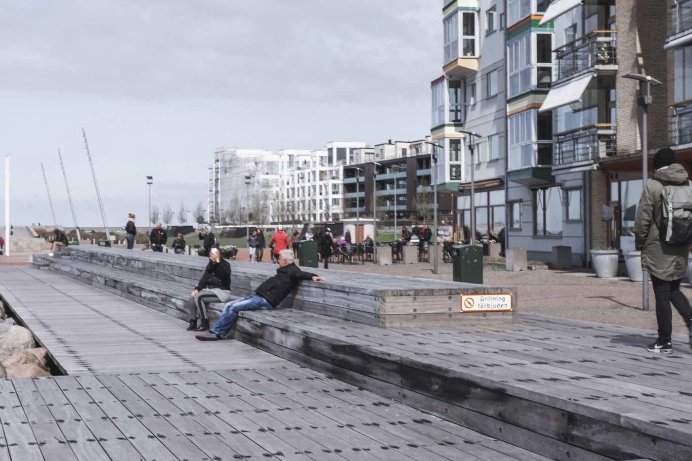 Reisebericht Südschweden Malmö