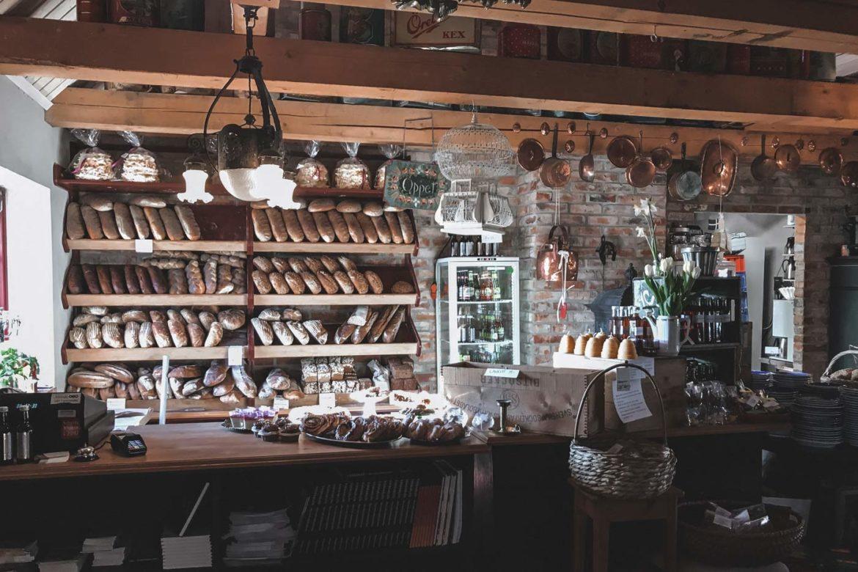 Vismarlövs Café und Bagarstuga