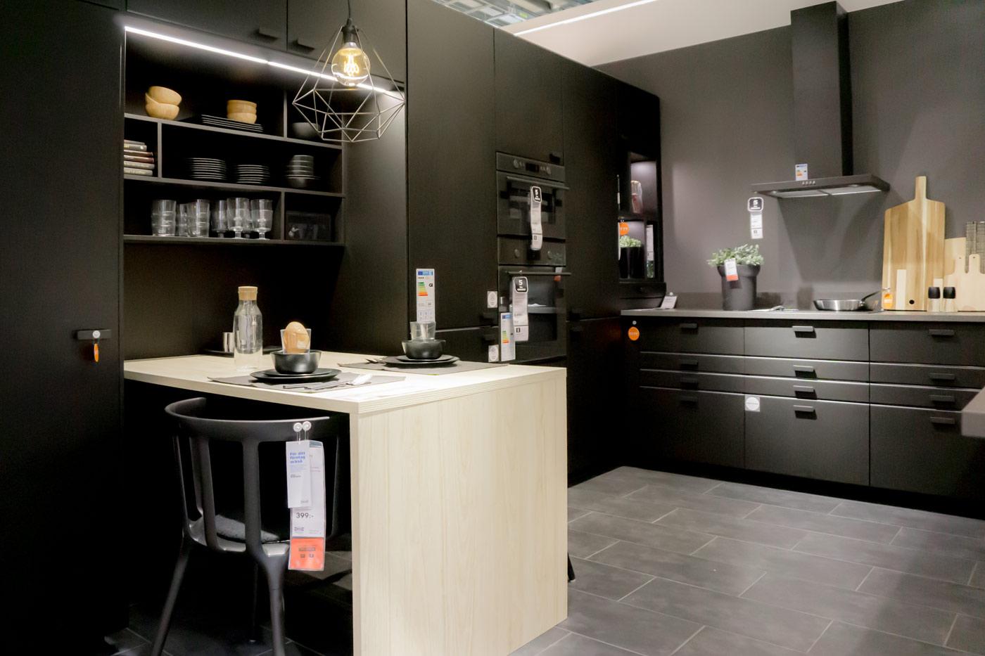 Ikea Küche Kungsbacka Idee