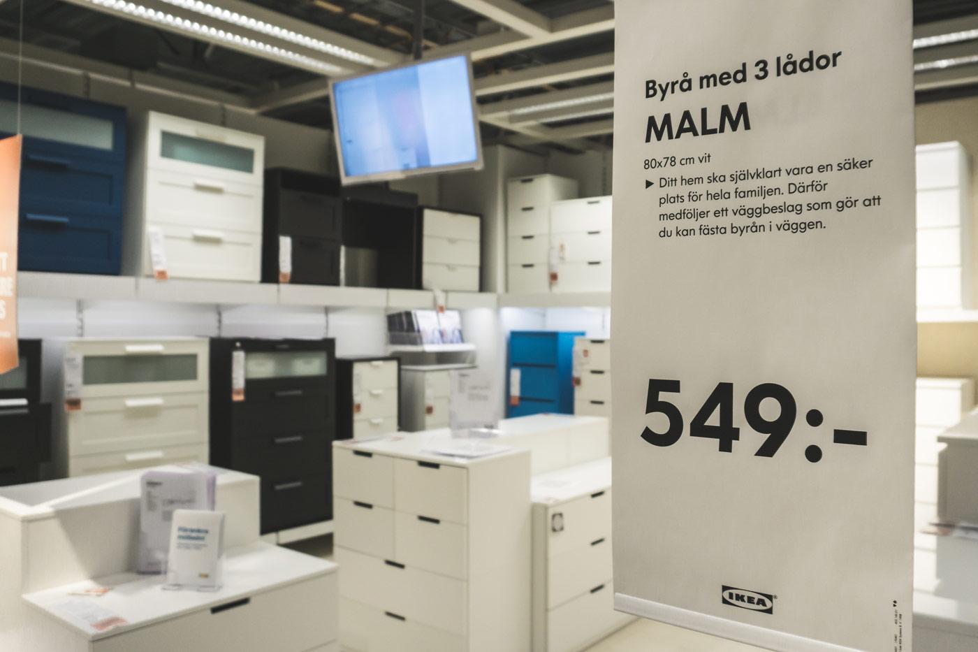 Ikea in Schweden besuchen