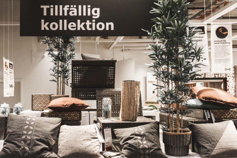 Tillfällig Kollektion von Ikea