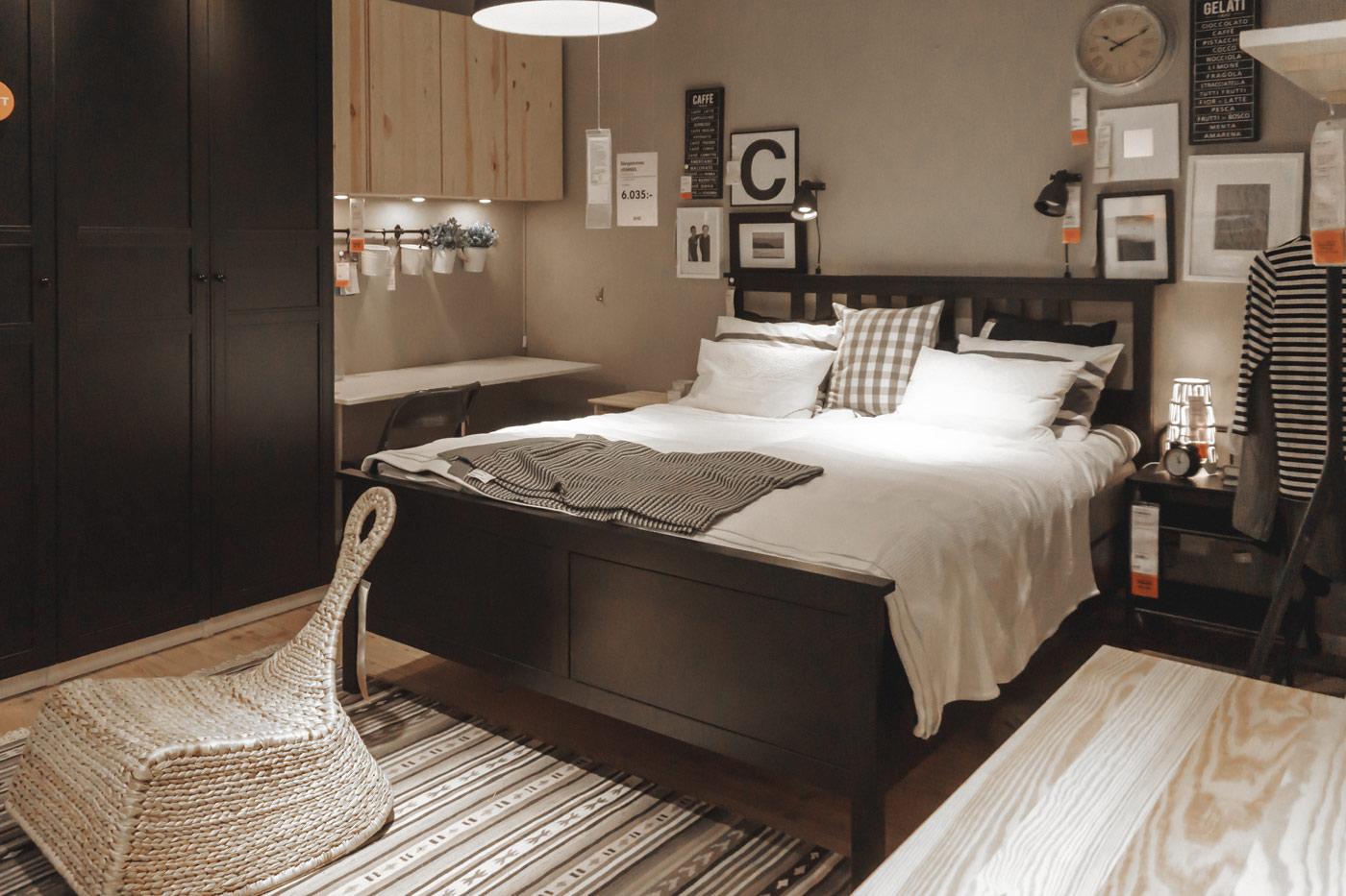 Schlafzimmer einrichten Ikea