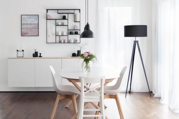 Esszimmer skandinavisch einrichten, Ikea