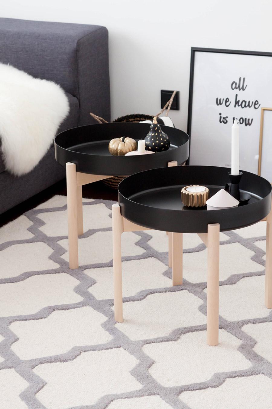 Ikea Ypperlig Beistelltisch