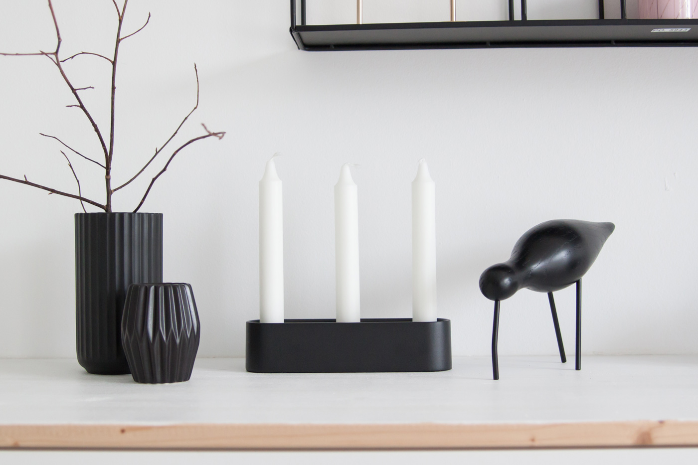 Ikea Ypperlig Kerzenständer