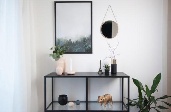 Ikea Vittsjö Flur einrichten