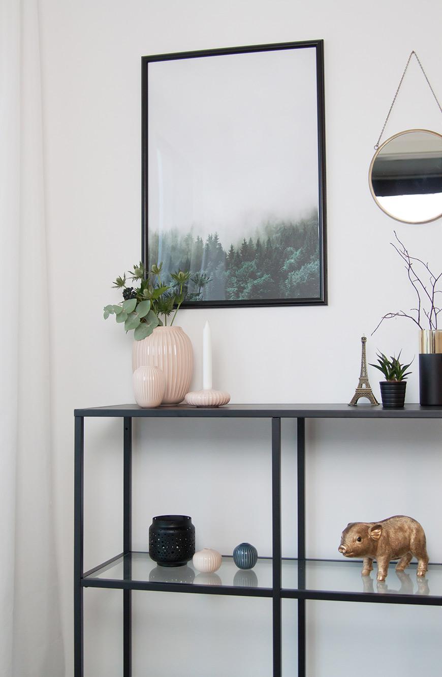 Ikea Vittsjö im Flur