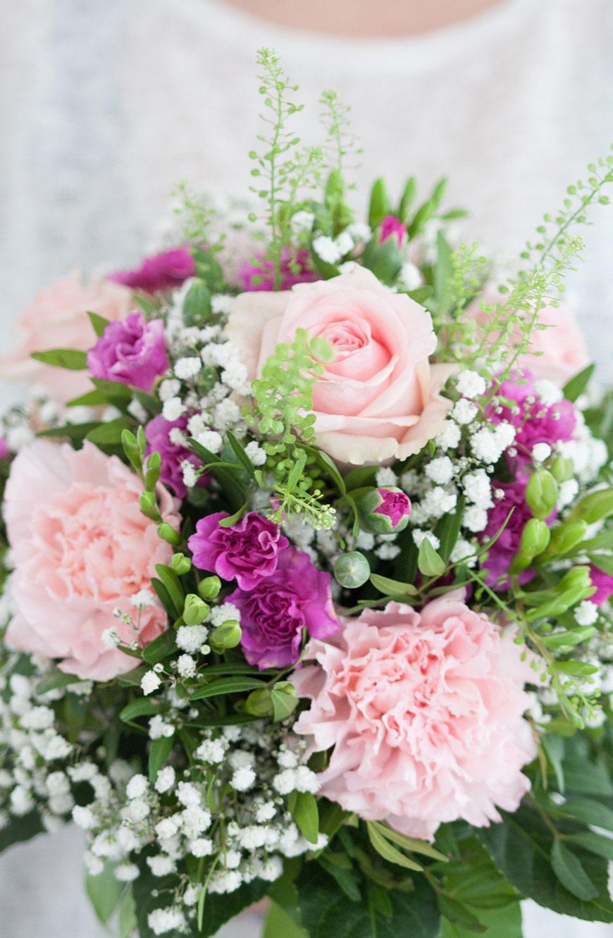 Blumen Valentinstag