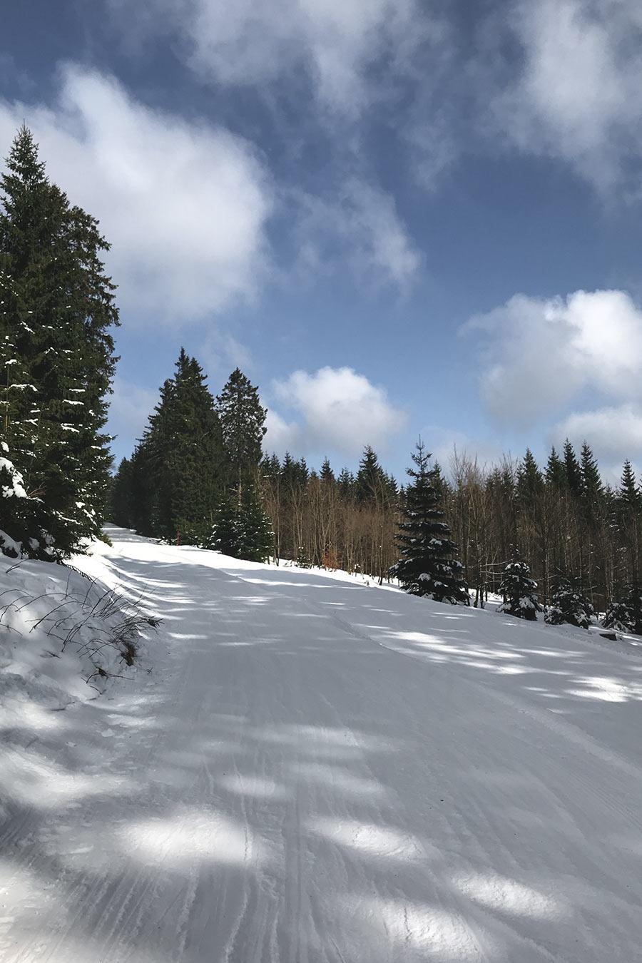 Kurzurlaub Skifahren Harz