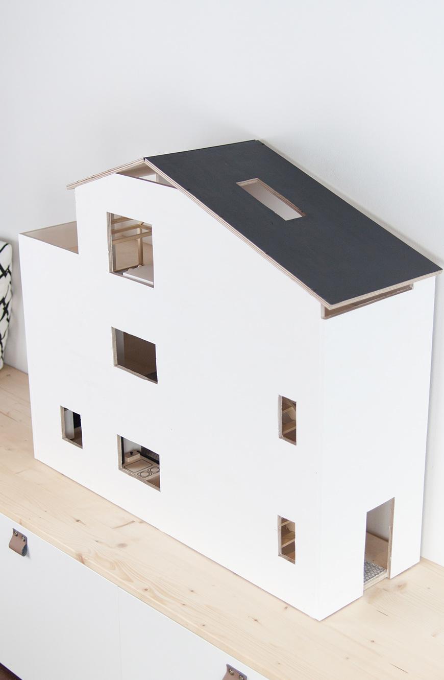 Skandi Puppenhaus DIY