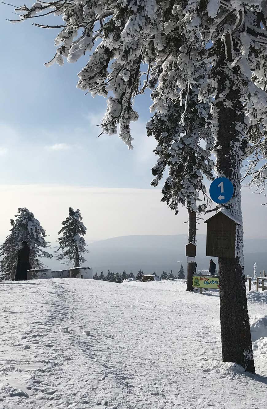 Skifahren Wurmberg Harz