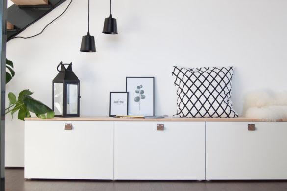 Ikea Besta Sitzbank DIY - Ikea Hack