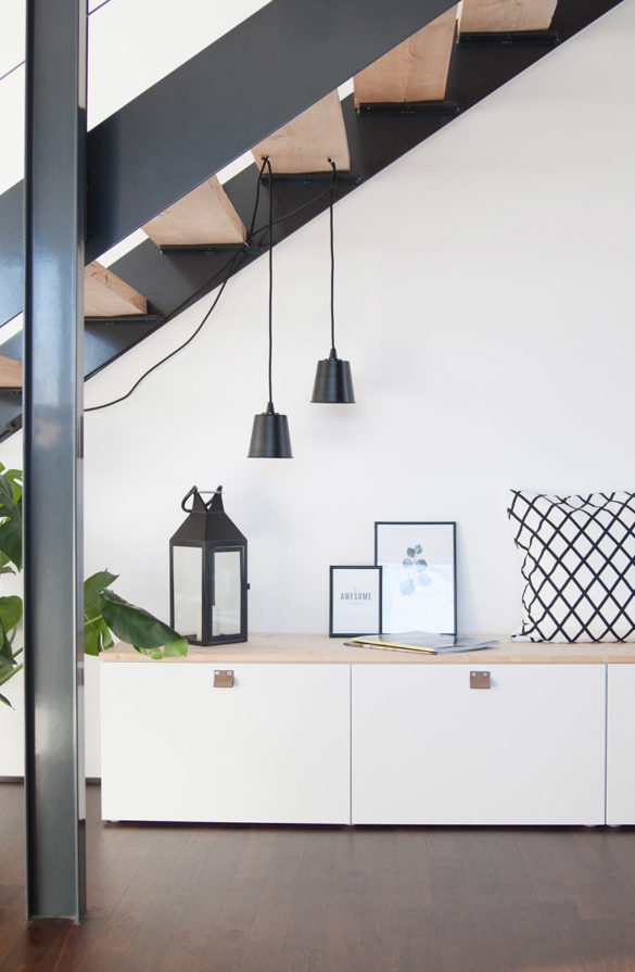 Ikea Besta DIY Sitzbank