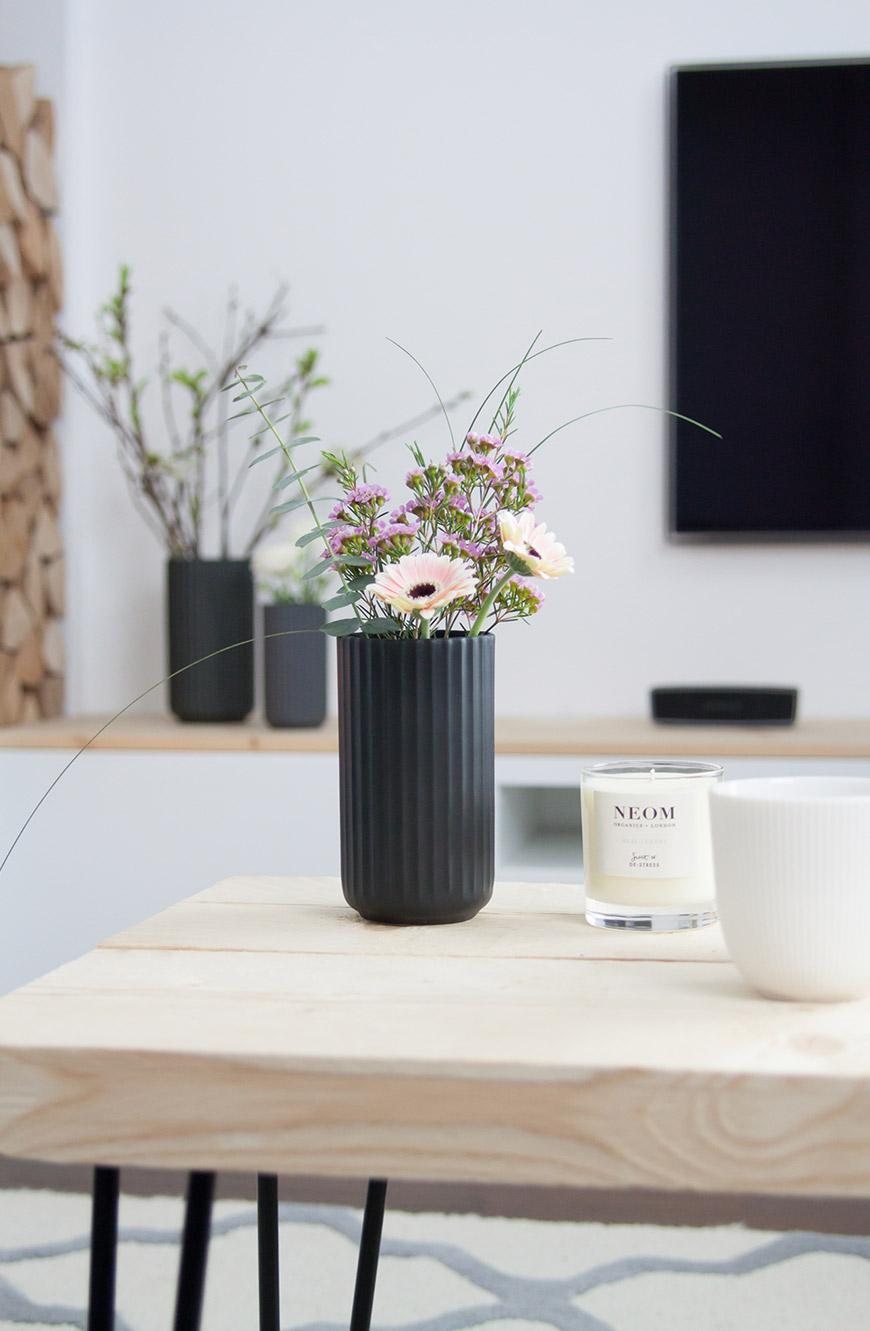 Lyngby Vase Dekoration