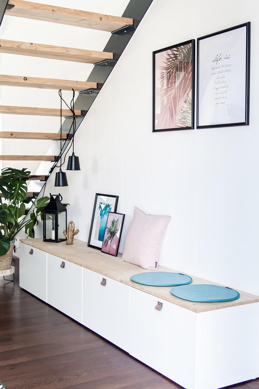 Sitzbank Ikea Besta DIY Inspiration