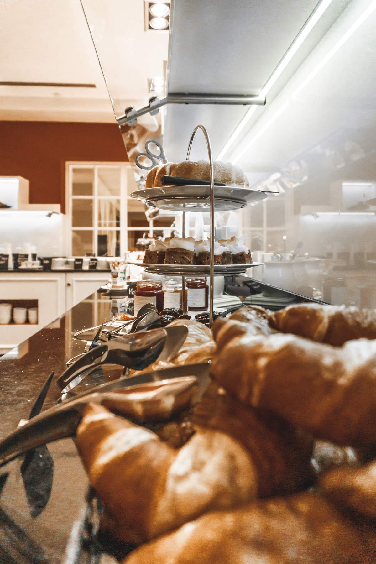 Hotel Schindelbruch Frühstück