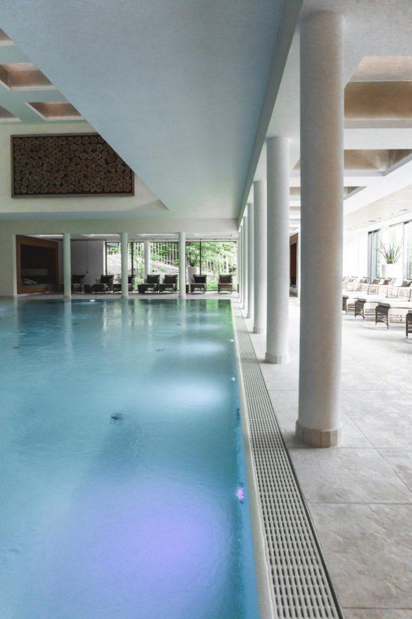 Hotel Schindelbruch Schwimmbad