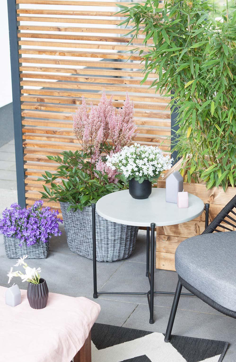 Terrasse Dekorieren Inspiration