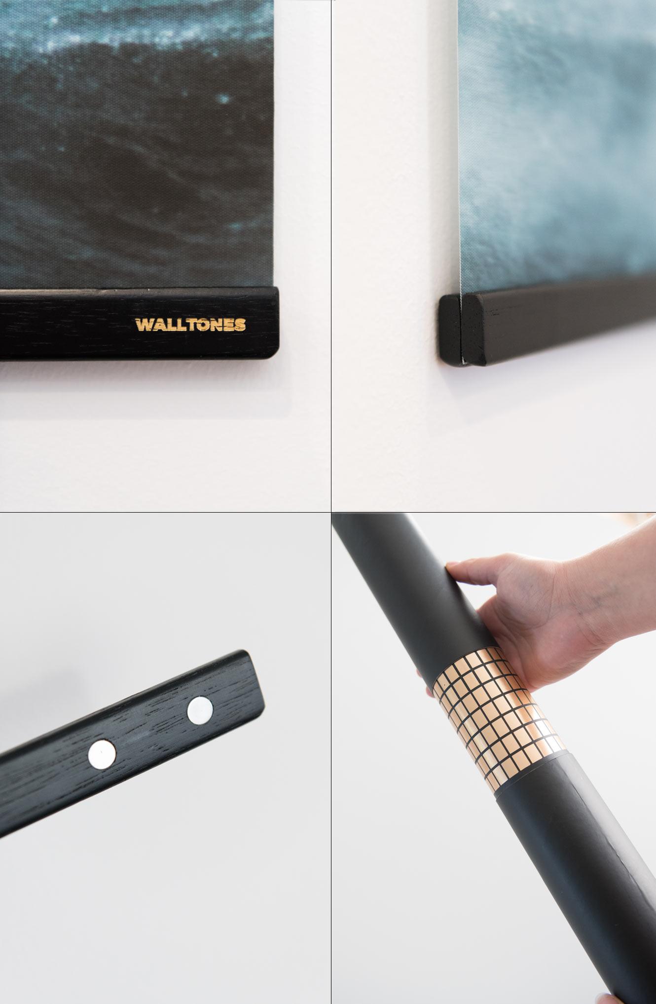 Bild Magnetleiste Walltones