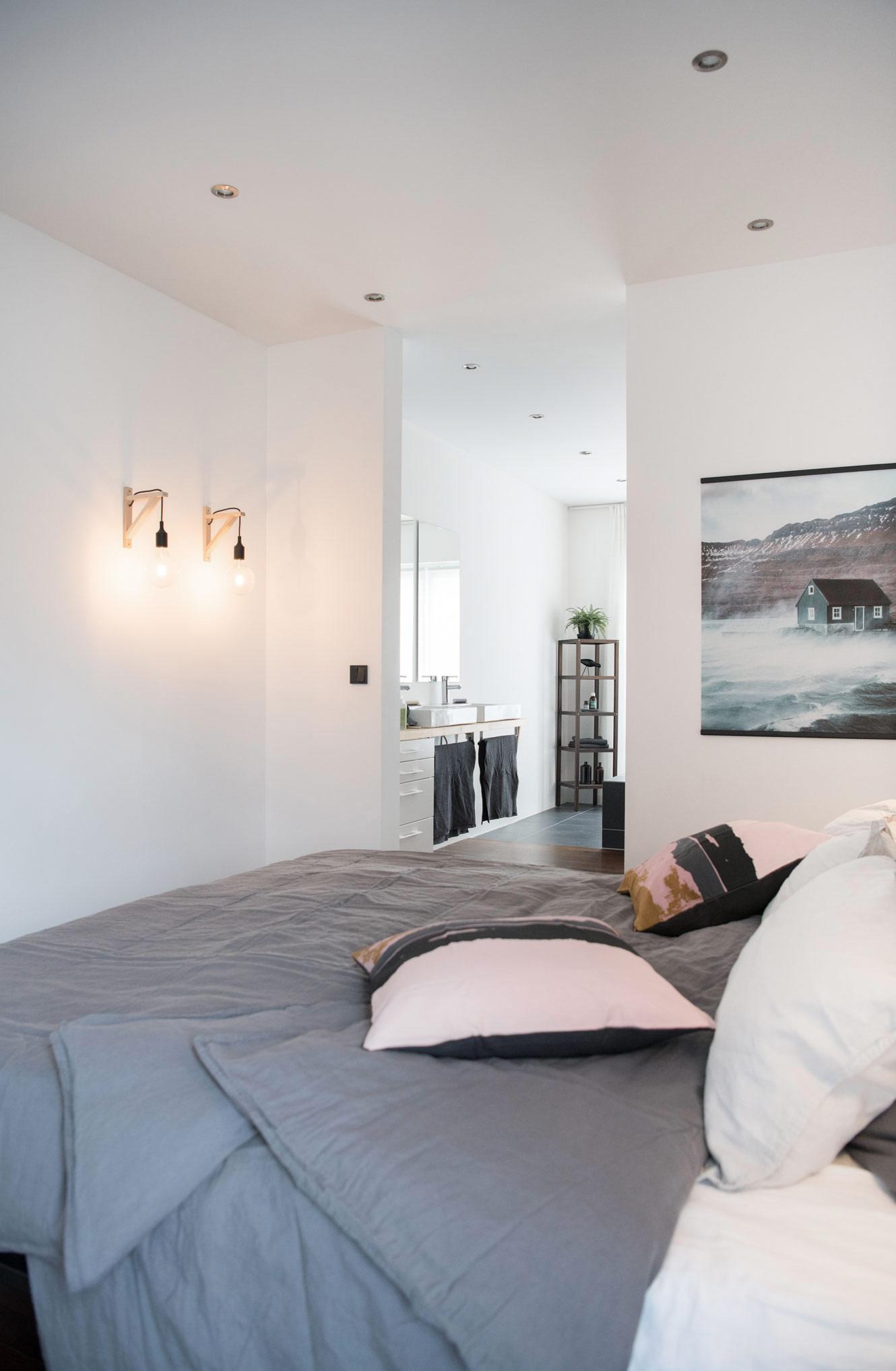 Schlafzimmer skandinavisch einrichten