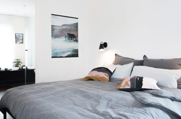 Schlafzimmer nordisch einrichten