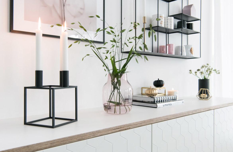 DIY Ikea Besta Multiplexplatte