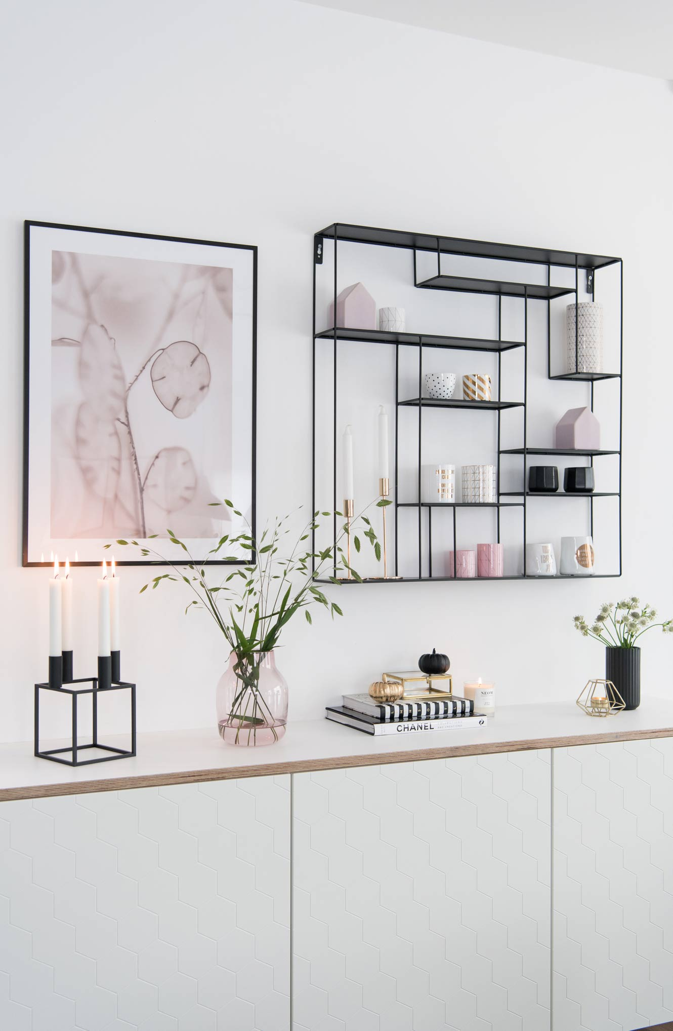 Ikea Besta Holzplatte DIY