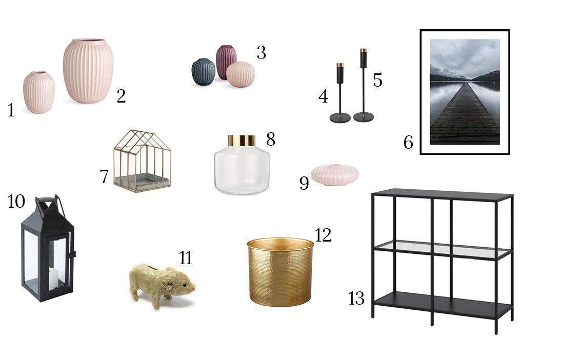 Ikea Regal Vittsjö Dekoidee