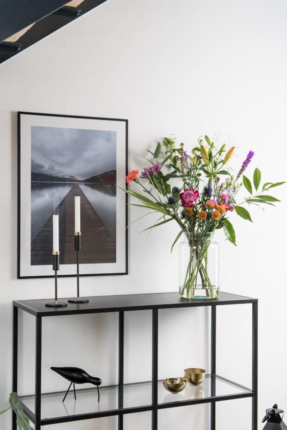 Ikea Vittsjö dekorieren