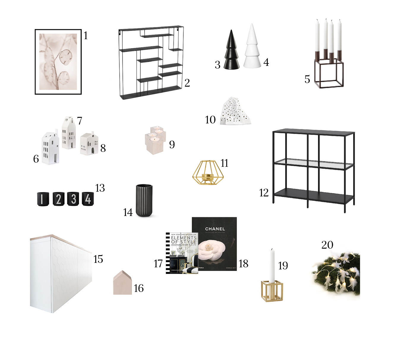 Skandi Weihnachtsdekoration Shopping Guide