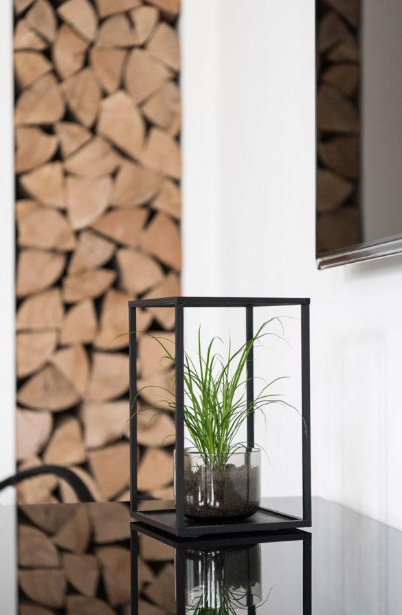 DIY Deko Kubus Quader Holz