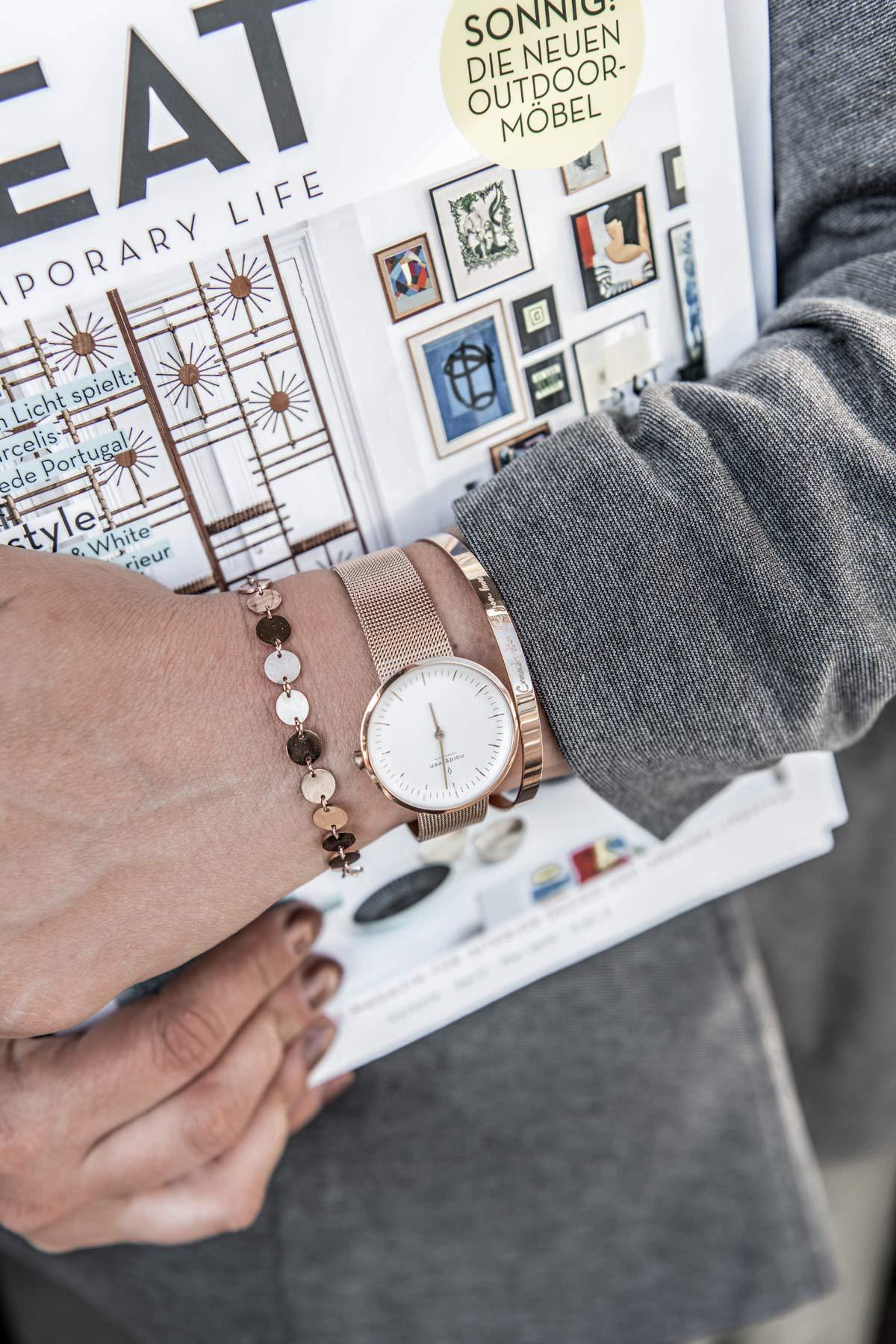 Nordgreen Uhr Infinity Blogbeitrag