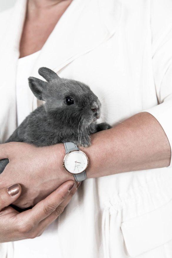 Nordgreen Uhr mit veganem Leder