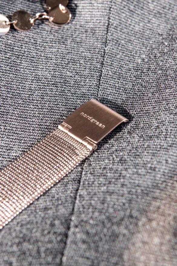 Nordgreen Uhren Mesh Armband Rosegold