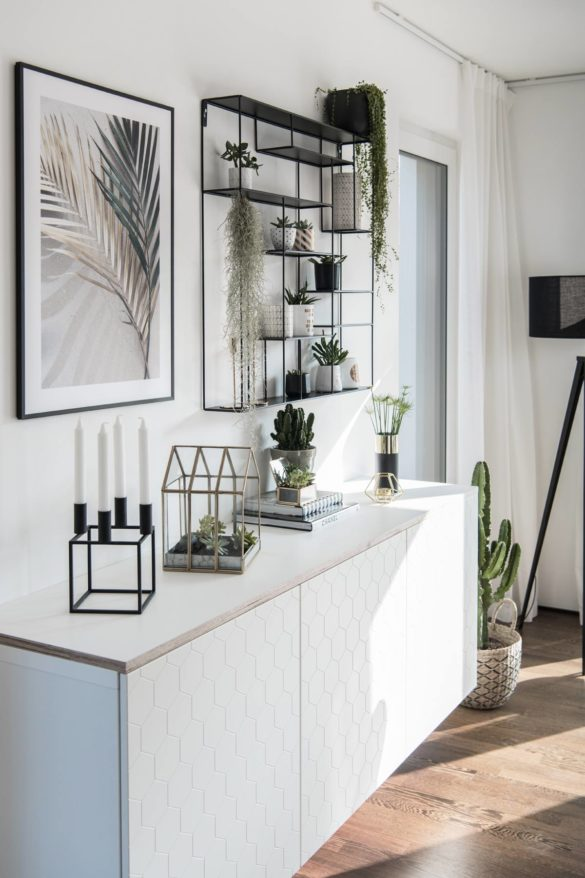 Sideboard Zimmerpflanzen