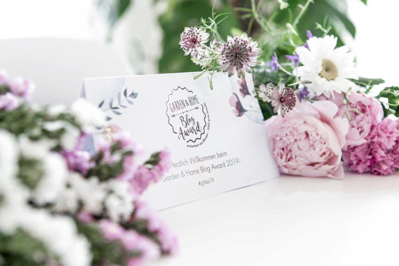 Garden & Home Blogaward 2019