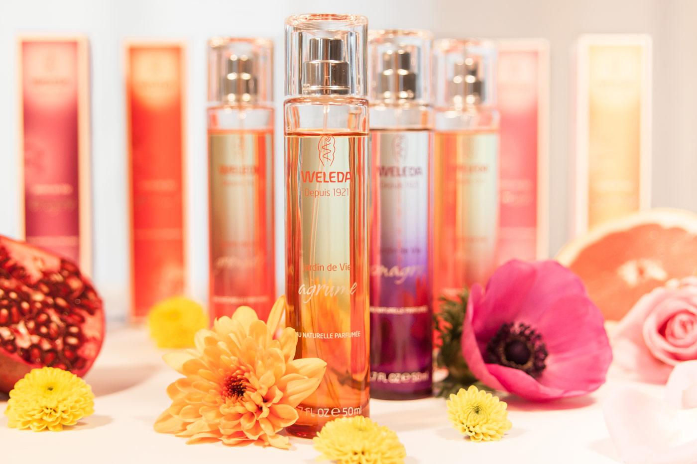 Parfüm Weleda Erfahrungsbericht