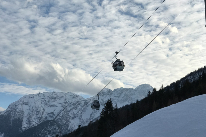 Skigebiet Familie Salzburger Land