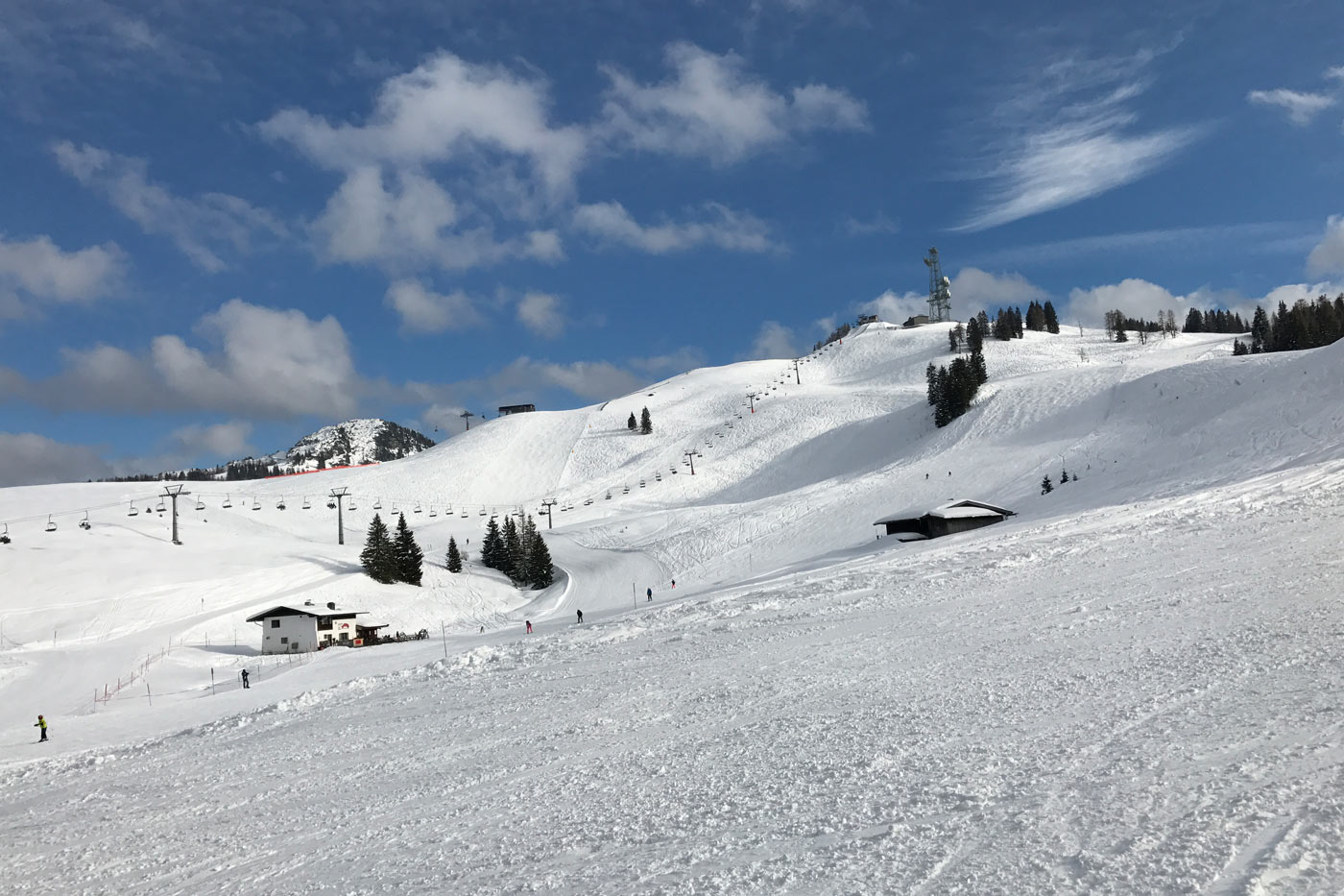 Skigebiet Lofer Österreich