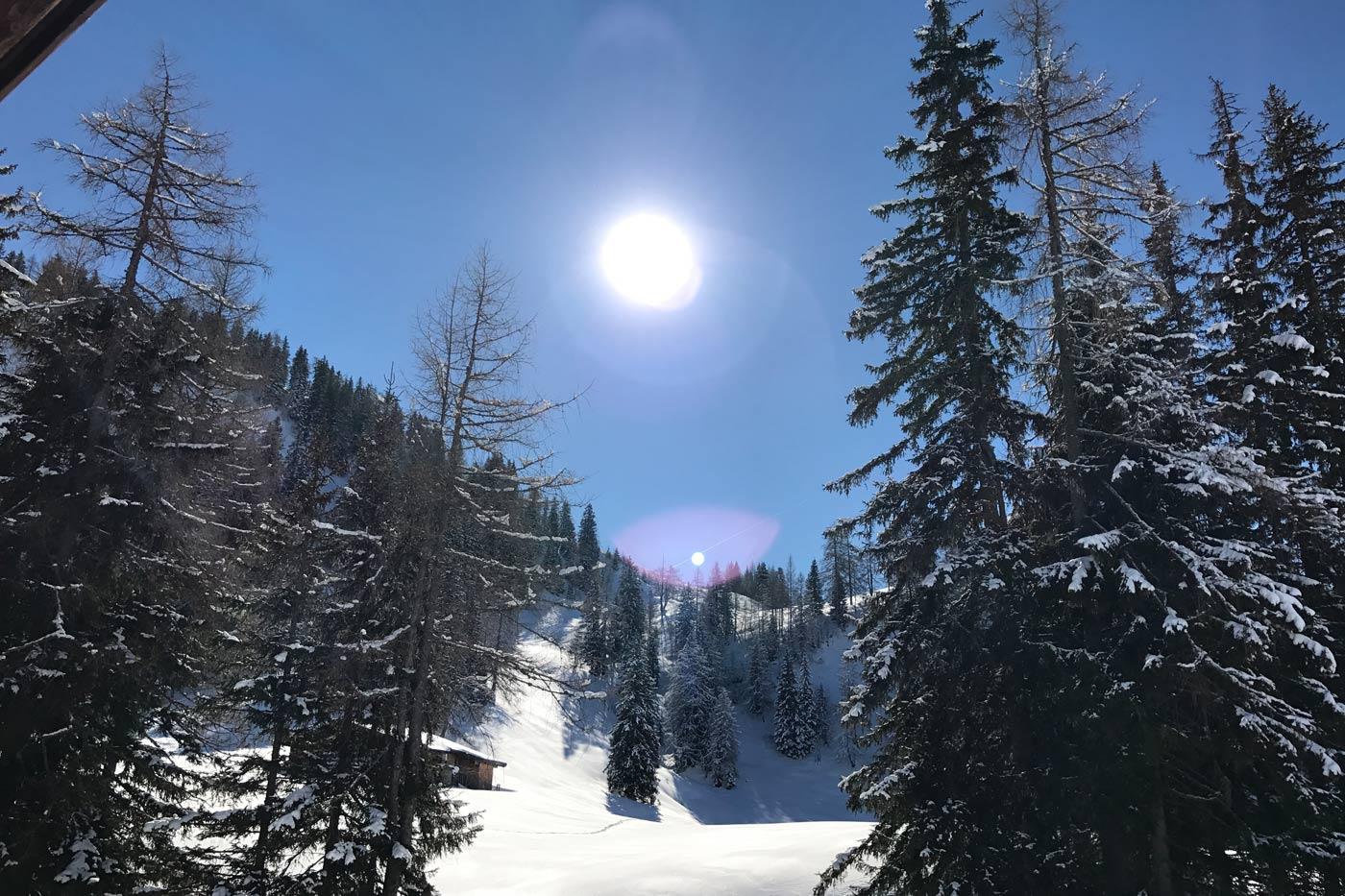 Skifahren Familien Salzburger Land