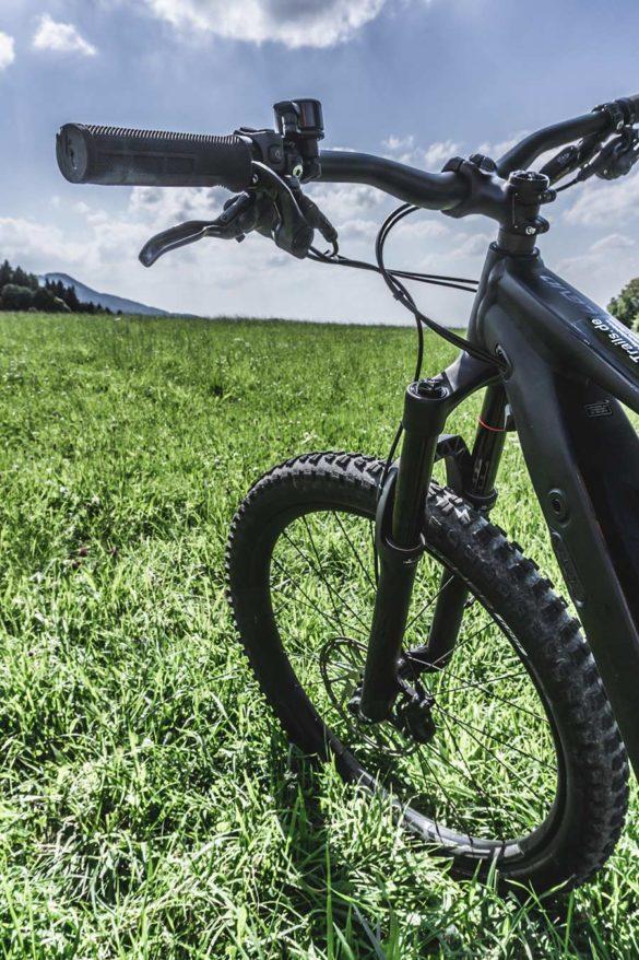 E-Bike leihen Happy Trails Aschau