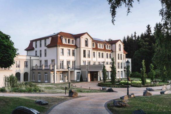 Wellnessresort Schindelbruch Naturhotel