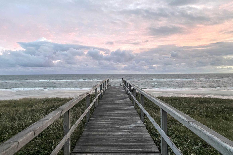 Strandübergang Hörnum Sylt