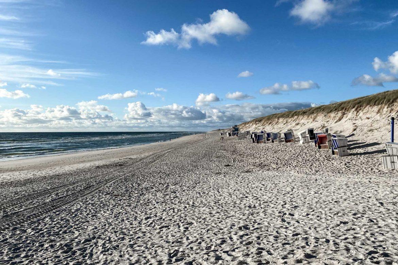 Sylt Strand Sommer