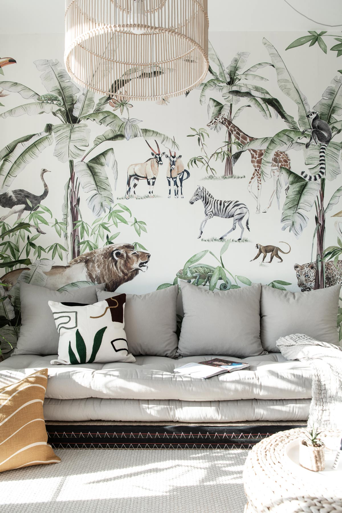 Wallpaper kleines Zimmer